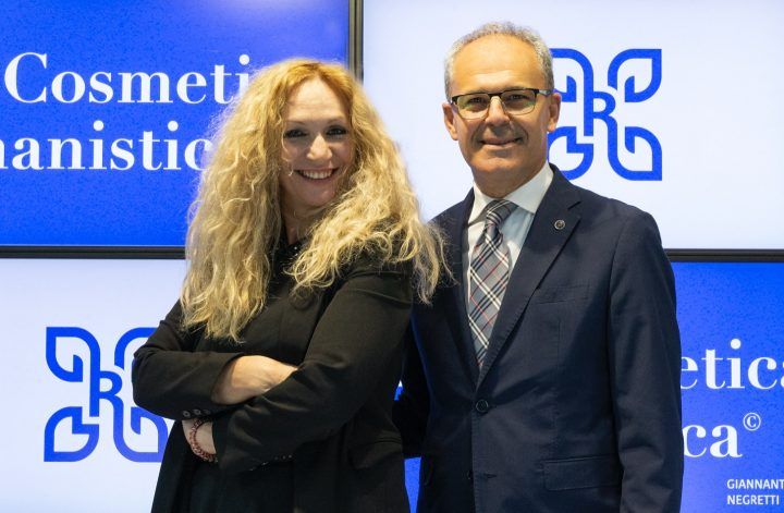 Alessandra Barlaam insieme a Giannantonio Negretti